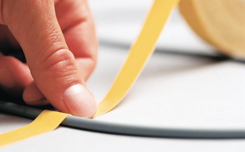 pričvrstitev kabla