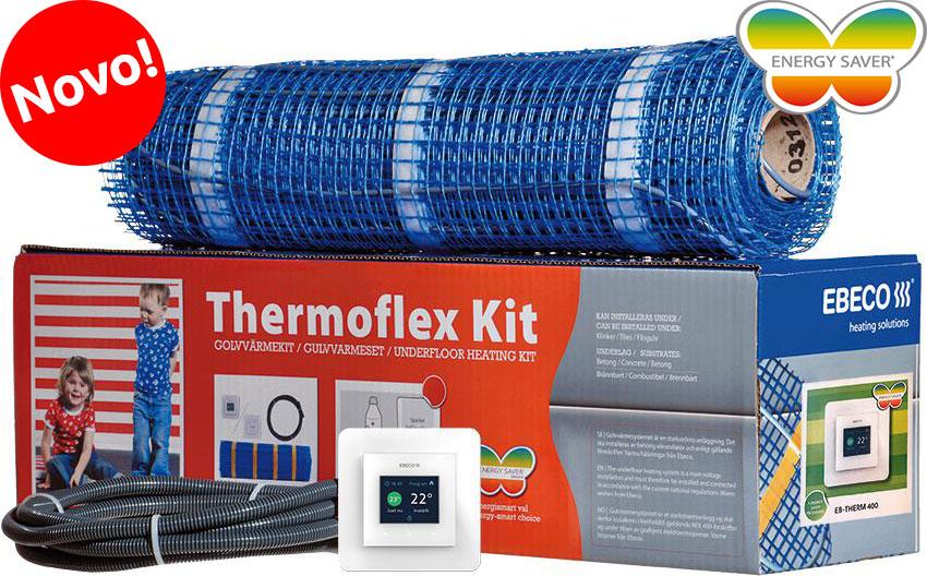 Set za talno ogrevanje Ebeco Thermoflex Kit 400