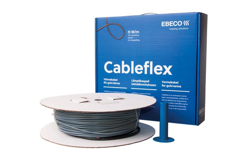 Grelni kabel za talno ogrevanje Ebeco Cableflex