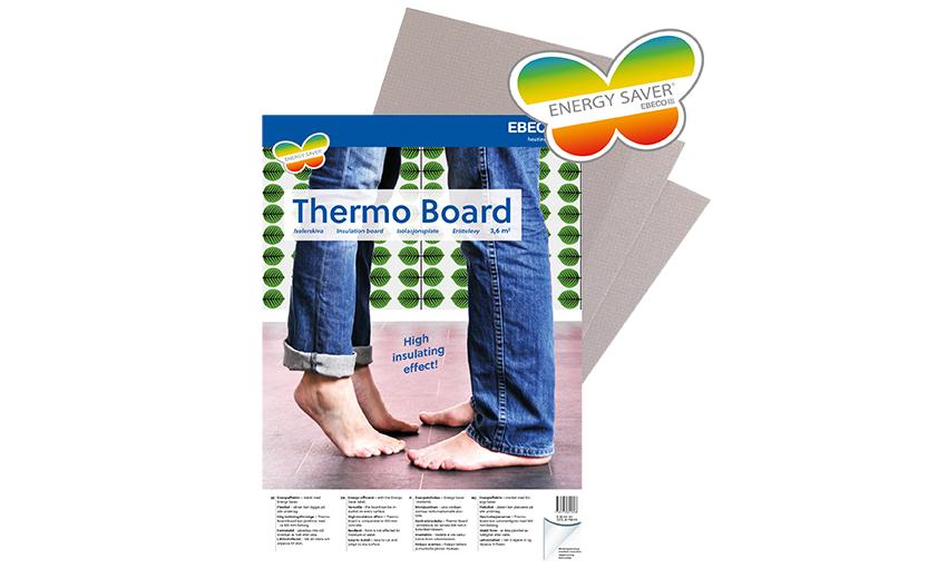 Izolacijske talne plošče Ebeco Thermo board