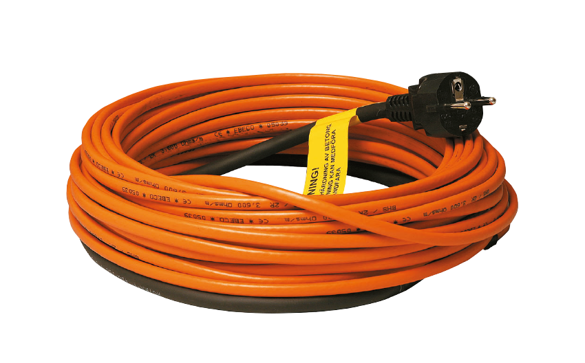 Grelni kabel za utrjevanje in sušenje betona Ebeco BHS
